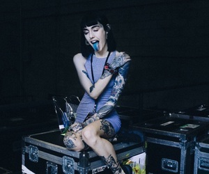 hannah snowdon, hannah sykes, and tattoo image