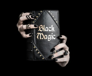 black magic image