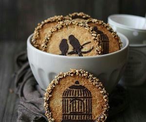 sweet, food, and Cookies image