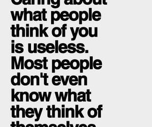 life, people, and self image