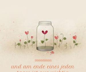 deutsch, sprüche, and easel image