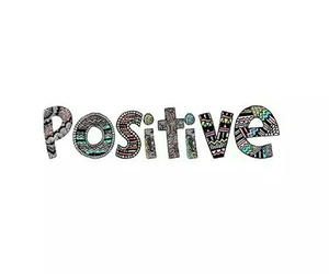 positive and overlay image