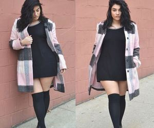 outfit, nadia aboulhosn, and fashion image