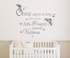 etsy, once upon a time, and wall decals for kids image