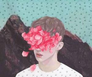 troye sivan, art, and boy image