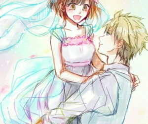 anime, colours, and manga image
