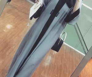 arabic, hijab, and kimono image