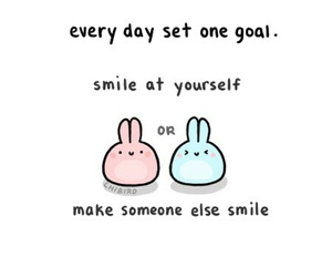 smile, cute, and bunny image