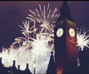 london, Dream, and new years image