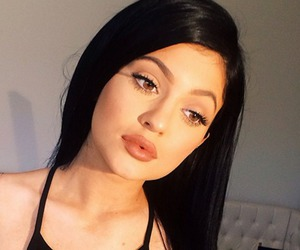 kylie jenner, beautiful, and hair image