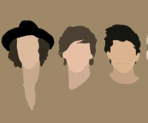 louis, niall, and zayn image