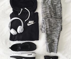fashion, fitness, and girl image