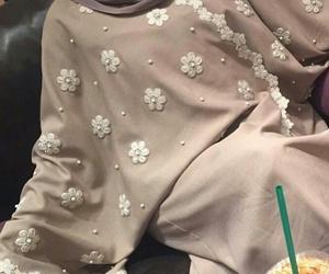 modesty, modest fashion, and hijab fashion image