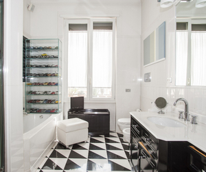 bathroom, decor, and ideas image