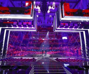 esc, eurovision, and stage image