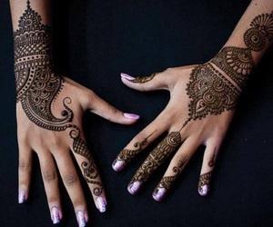 henna, art, and design image