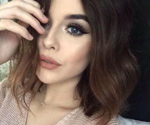 acacia brinley, makeup, and beauty image
