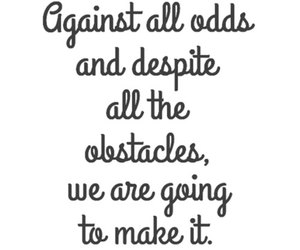 obstacles, quotes, and relationships image