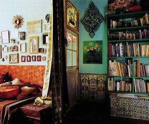 interior, oldbutgold, and pretty image