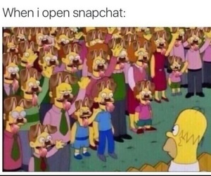 snapchat, funny, and dog image