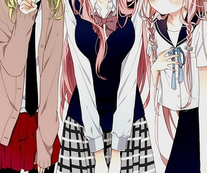 vocaloid, ia, and anime image