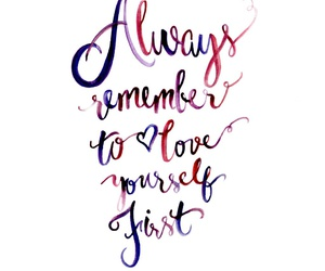 first and yourself image