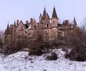 architecture, belgium, and castle image