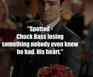 gossip girl, chuck bass, and ed westwick image