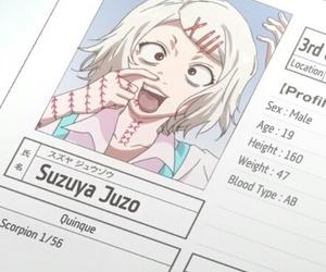 tokyo ghoul, anime, and suzuya jūzō image