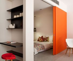 bedroom, decoration, and house image