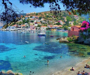 beautiful, summer, and Greece image