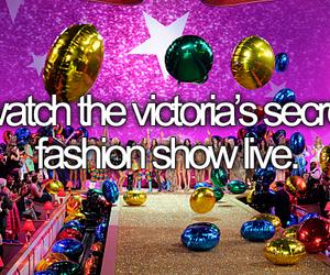 Victoria's Secret, Dream, and fashion show image