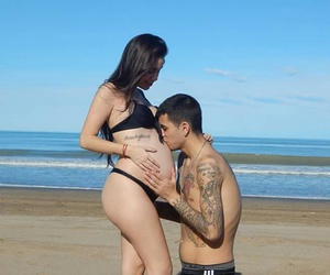 baby, calor, and family image