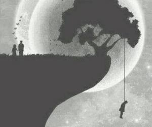suicide, sad, and black and white image