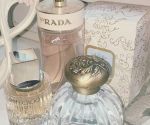 perfume, Prada, and pink image