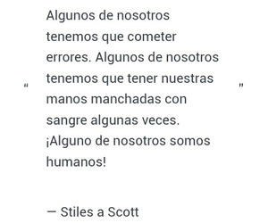 frases, scott, and teen wolf image