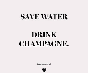 champagne, drink, and save image