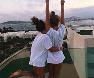 friends, best friends, and goals image