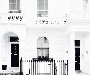 architecture, black, and white image