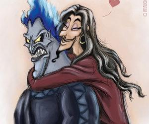 disney, hades, and villains image
