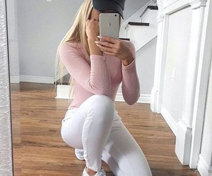 clothes, girl, and fancy image