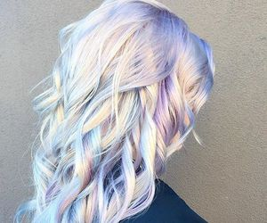 hairstyle and opal image