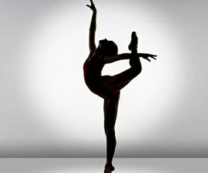 dance, flexible, and ballet image
