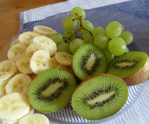 fruit, green, and good image