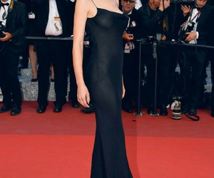 Bianca Balti and cannes image
