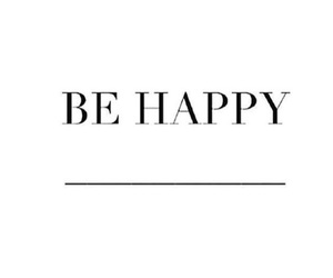 be, enjoy, and happiness image