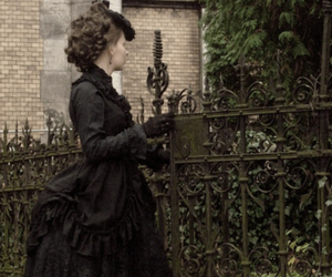 19th century, dark, and goth image
