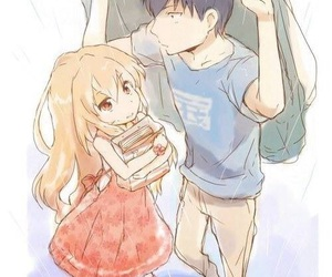 toradora, anime, and couple image