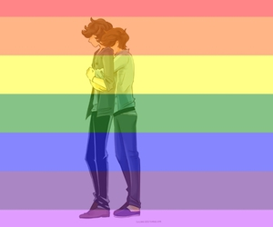 headers, love is love, and larry stylinson image