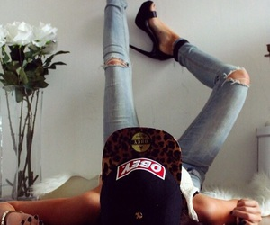 obey, fashion, and girl image